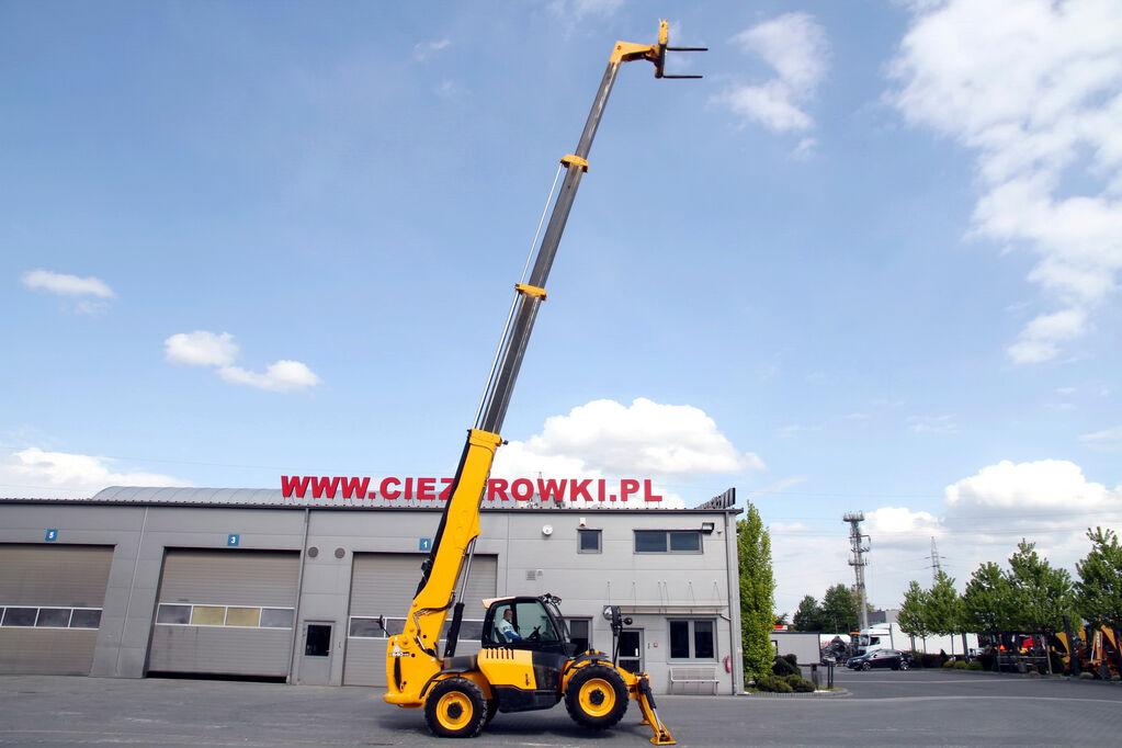 JCB 540-170 Hi-Viz / Powershift / 4x4x4 / 17m-4,000kg  cargadora de ruedas telescópica