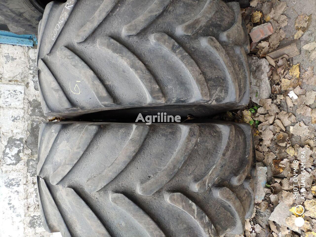 neumático para cosechadora