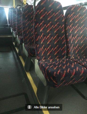 asiento para MAN A20, A21,A23 und A26 autobús