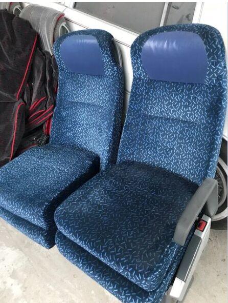 asiento para MERCEDES-BENZ Integro, Intouro, Tourismo und Travego autobús
