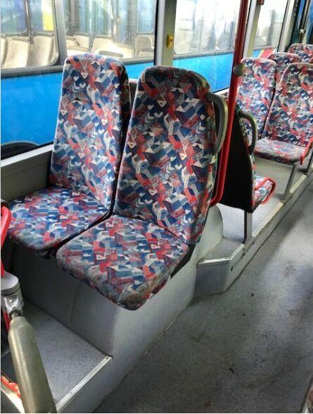 asiento para MERCEDES-BENZ Citaro 1 und Citaro 2 autobús