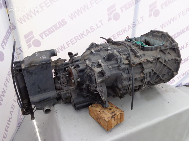 caja de cambio ZF good condition gearbox 12AS2331TD para tractora IVECO Stralis
