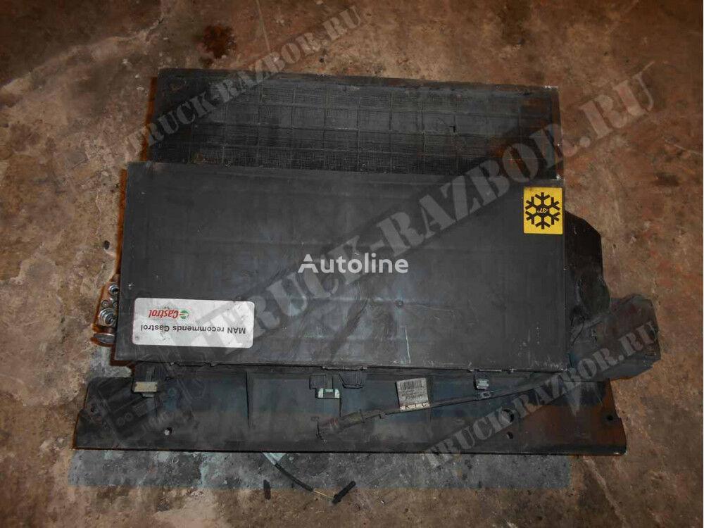 MAN korpus otopitelya (kozhuh filtra), isparitel (81619106047) calefacción estática para MAN tractora