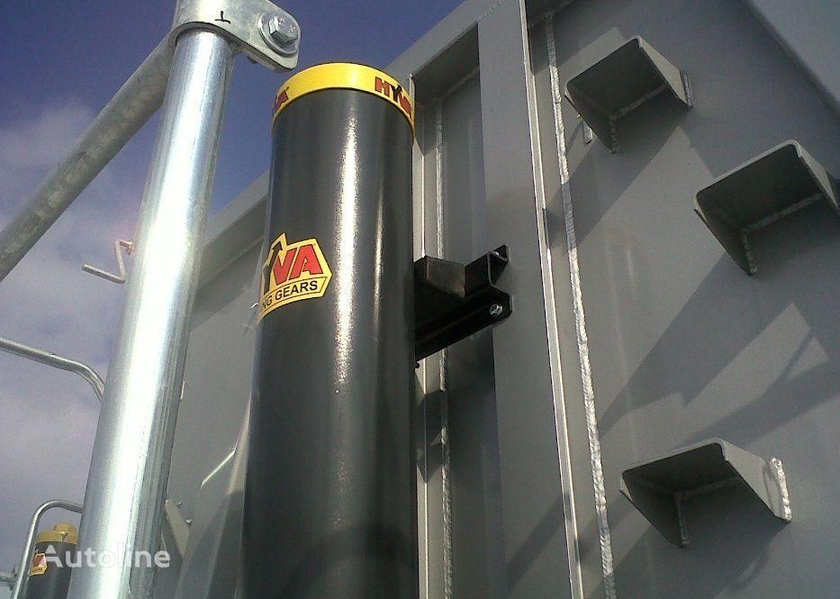 Cilindrii basculare semiremorca bascula din dezmembrari cilindro hidráulico para camión