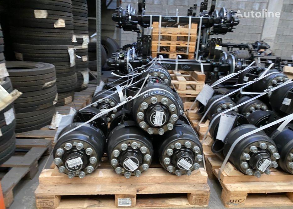 AXA bena cereale / bena fier / bascula SAF, SMB, BPW, ROR eje para camión