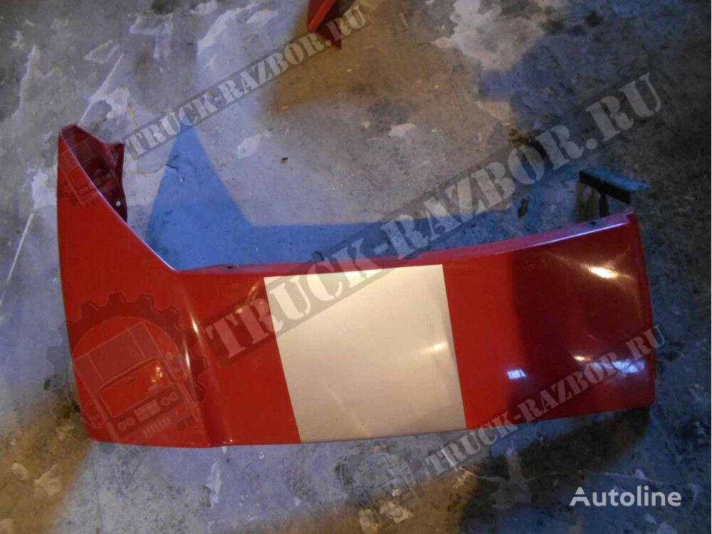 DAF otrazhatel verhniy, R (1671846) fascia delantera para DAF tractora