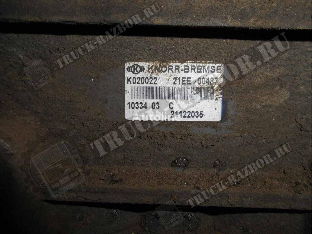 RENAULT (21122035) modulador EBS para RENAULT tractora