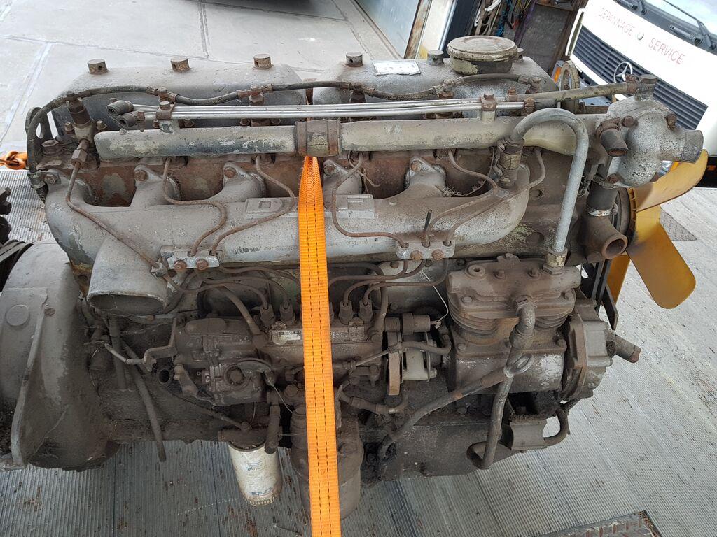 motor DAF DH825 Euro 0 / Manual Pump para camión DAF Moror DAF DH 825 / Euro 0