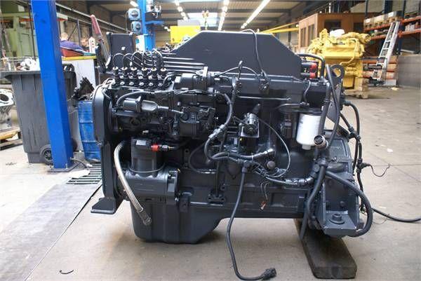KOMATSU S6D114 E1 motor para KOMATSU S6D114 E1 camión