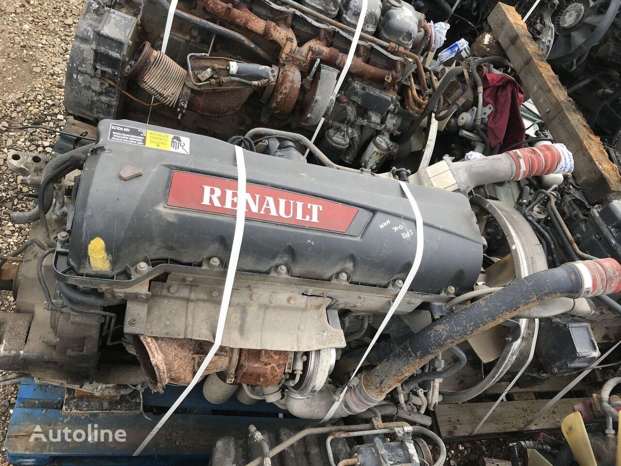 motor RENAULT DXi11 450 EC06 para tractora RENAULT PREMIUM