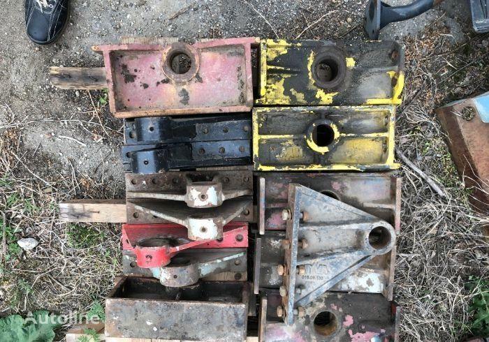 Suporti cilindru basculare recambios para remolque
