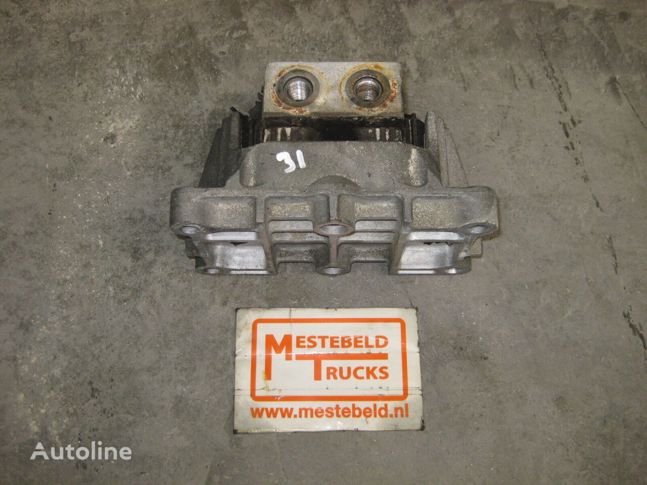 Motorrubber recambios para MERCEDES-BENZ camión