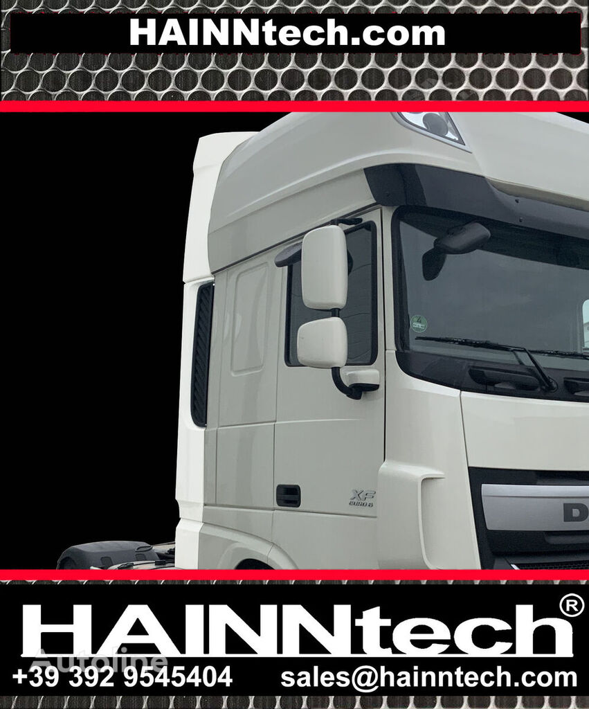 spoiler para DAF XF106 SSC camión