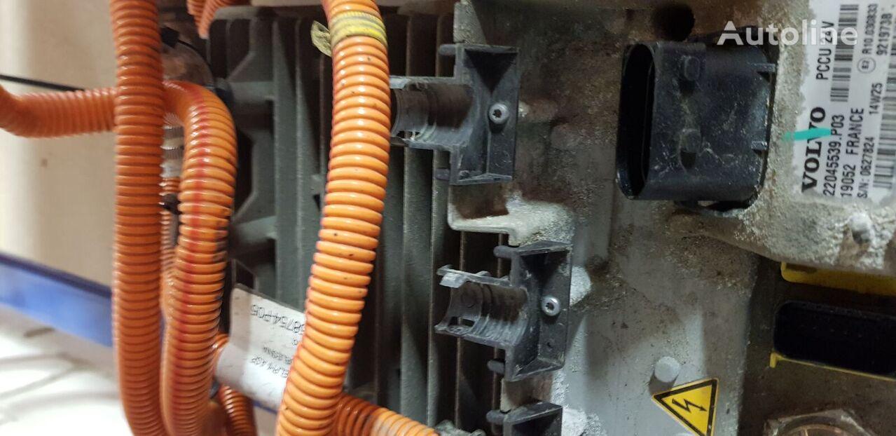 VOLVO converter, parking cooler, PCCU control unit, ECU, EDC unidad de control para VOLVO FH4 tractora