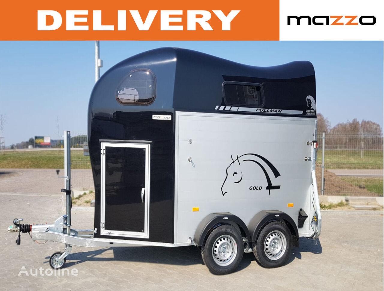 remolque de caballos Cheval liberte Gold II - two horses trailer nuevo