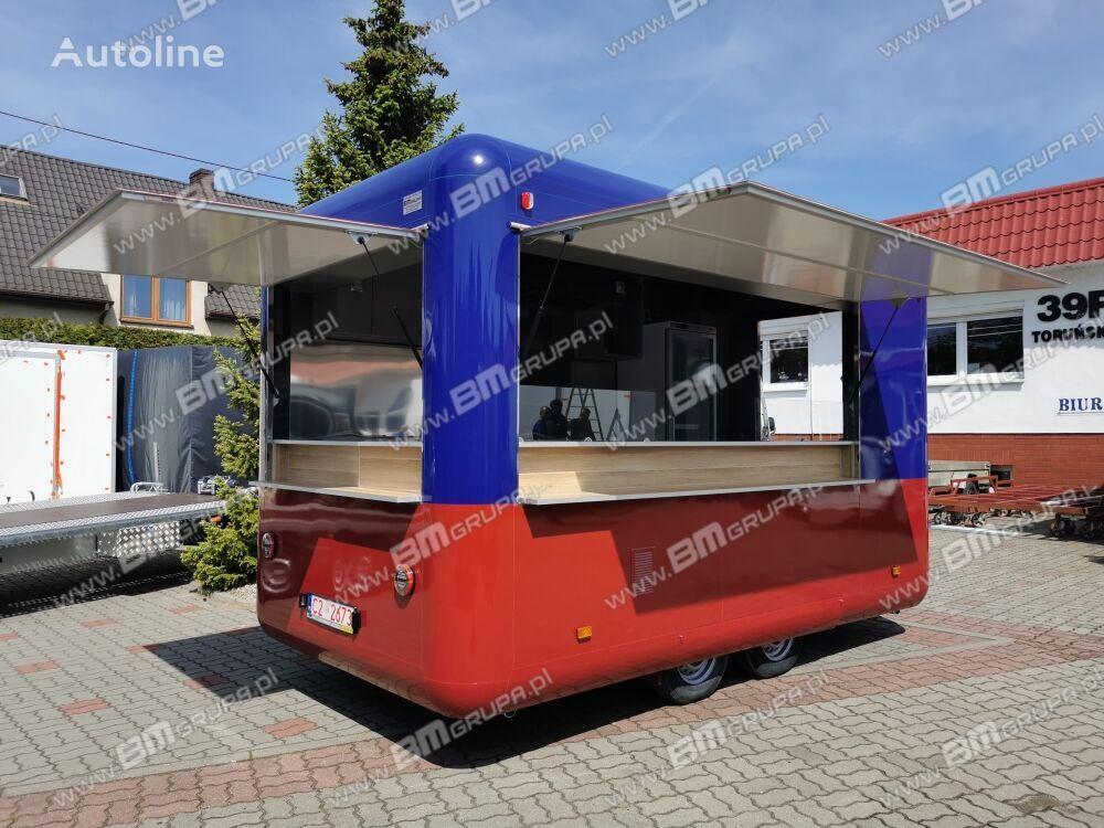 BODEX Przyczepa handlowa , Verkaufsanhänger,  remolque de venta nuevo