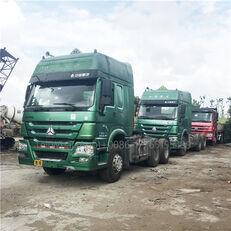 HOWO 375 tractora