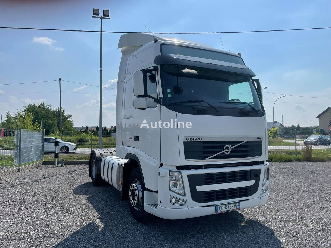 VOLVO FH13.460 / AUTOMAT / EURO 5 / IMPORT FRANCE tractora