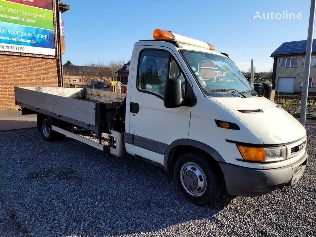 IVECO Daily 35 C 15 Darus camión caja abierta < 3.5t